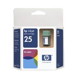 Original HP 51625A (HP 25) inkjet cartridge - color
