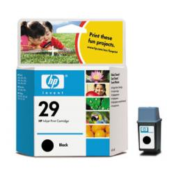Original HP 51629A (HP 29) inkjet cartridge - black