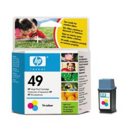 Original HP 51649A (HP 49) inkjet cartridge - color