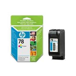 Original HP C6578DN (HP 78) inkjet cartridge - color