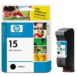 Original HP C6615 (HP 15) inkjet cartridge - black