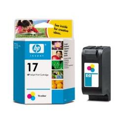 Original HP C6625an (HP 17) inkjet cartridge - color