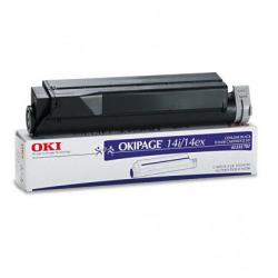 Original Okidata 41331701 toner cartridge - black