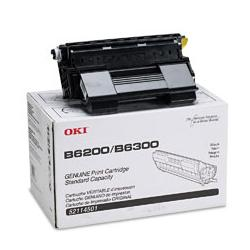 Original Okidata 52114501 toner cartridge - black