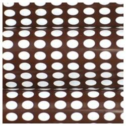 Pre-printed Inkedibles Chocolate Transfer Sheets (White Polka Dot) Includes 25 sheets
