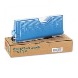 Original Ricoh 400969 (Type 125) toner cartridge - cyan