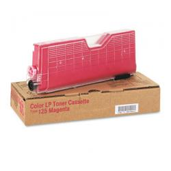 Original Ricoh 400975 (Type 125) toner cartridge - magenta