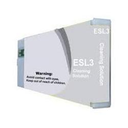 Compatible inkjet cartridge for Roland ESL3 - cleaning cartridge