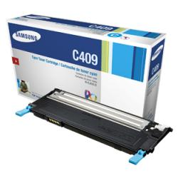 Original Samsung CLT-C409S toner cartridge - cyan