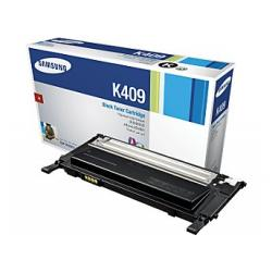 Original Samsung CLT-K409S toner cartridge - black