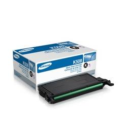 Original Samsung CLT-K508S toner cartridge - black