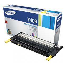 Original Samsung CLT-Y409S toner cartridge - yellow