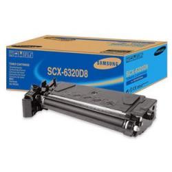 Original Samsung SCX-6320D8 toner cartridge - black