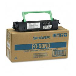 Original Sharp FO-50ND toner cartridge - black
