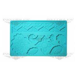 Silicone Chocolate and Fondant Mold (design 535-003)