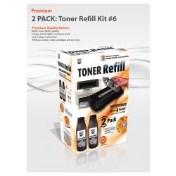 Printer Toner #6 - 2-pack