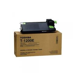 Original Toshiba T-1200E toner cartridge - black