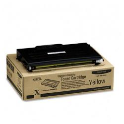 Original Xerox 106R00678 toner cartridge - yellow