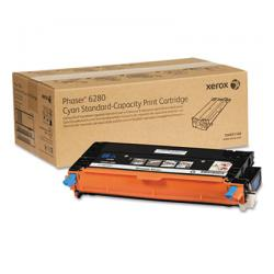 Original Xerox 106R01388 toner cartridge - cyan