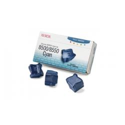 Xerox Phaser 8500/8550 OEM Cyan Solid Ink ( 3 / Box )