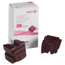 OEM Xerox Phaser 8570 Magenta ColorQube Solid Ink Sticks (108R00927) (4400 pages) (2/ Box)