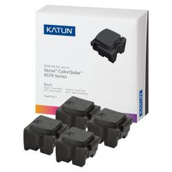 Compatible Xerox 108R00930 solid ink sticks - 4 black