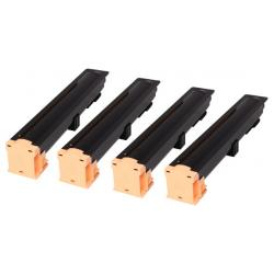 Compatible Xerox 006R01179 toner cartridge - black - 4-pack