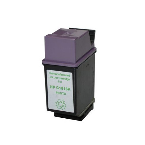 Remanufactured HP C1816A (16) inkjet cartridge - photo