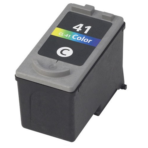 1 Pack Cl-41 Color Compatible Ink Cartridge For Canon Pixma MP140 Pixma MP150 Pixma MP160 (pack of 1) 16313063