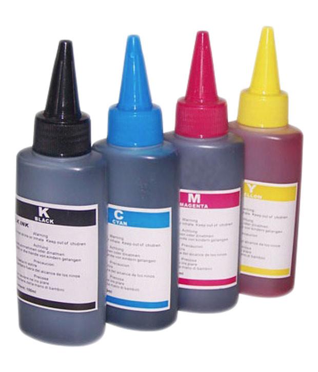 DuraFIRM 60ml Dye Bulk Ink - Light Magenta Color