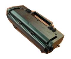 Compatible Konica Minolta 950-704 toner refill bottle - black