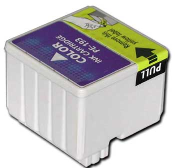 Compatible inkjet cartridge for Epson S020193 - photo