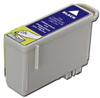Epson T026201 (T026) Black Compatible Ink Cartridge 238577132