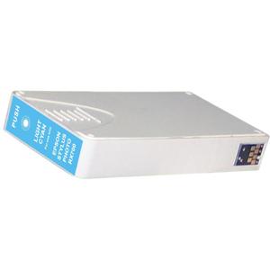 Compatible inkjet cartridge for Epson T559520 - light cyan
