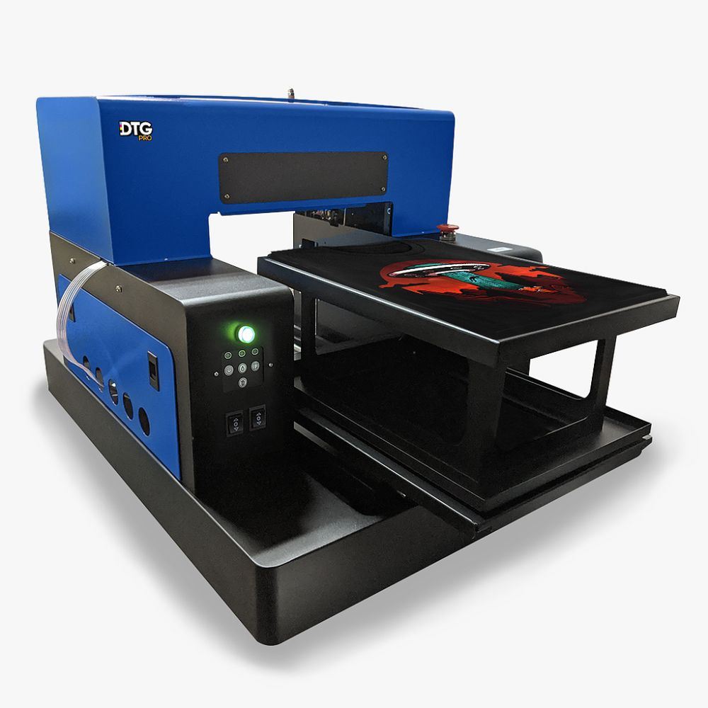 DTG PRO L1800 FUSION Direct to Garment Printer - from 123 Refills