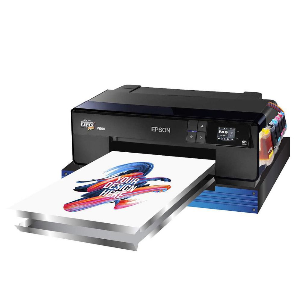 best collection pretty and colorful undefeated x DTG PRO P600-MAX Direct to Garment Printer