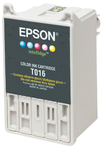 Original Epson T016201 inkjet cartridge - photo