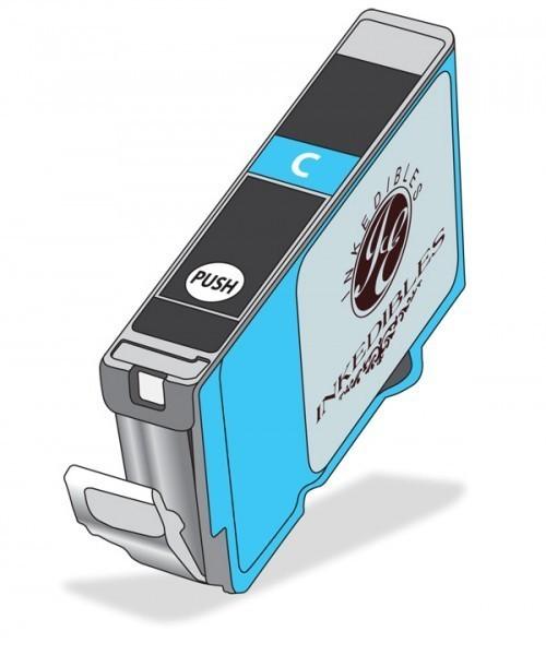 Inkedibles Edible ink cartridge for Epson T079220 - cyan
