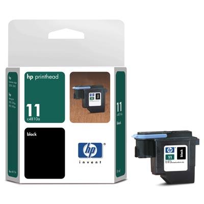 HP DesignJet 500 C7770B Black Ink Printhead (Genuine) C4810A