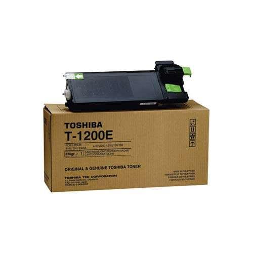 Original Toshiba T-1200E toner cartridge - black