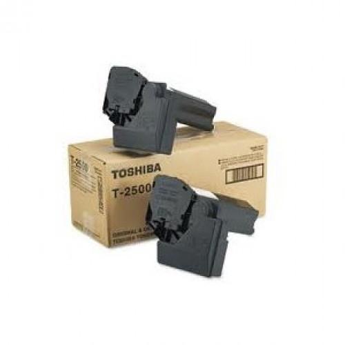Original Toshiba T-2500 toner cartridge - black - 2-pack